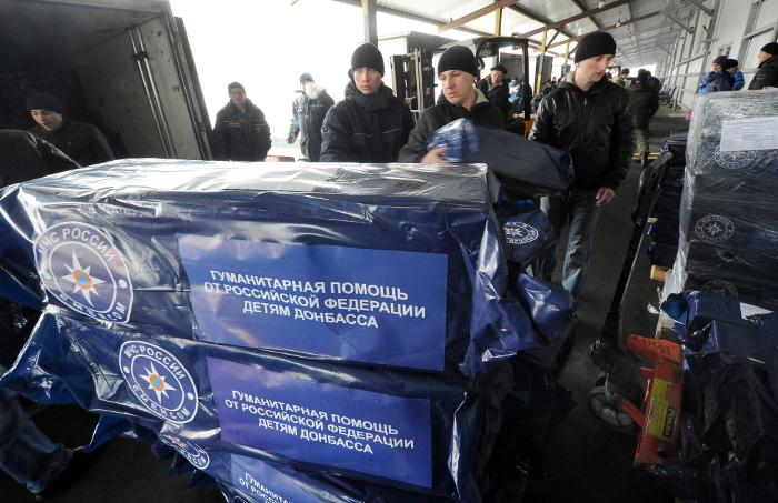 РФ признана одним из мировых лидеров в области оказания гуманитарной помощи