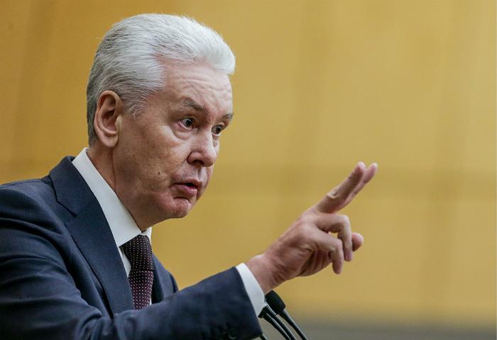 Собянин счел неудачной идею переноса столицы России за Урал
