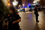 Полиция Испании ликвидировала троих разыскиваемых в связи с терактами