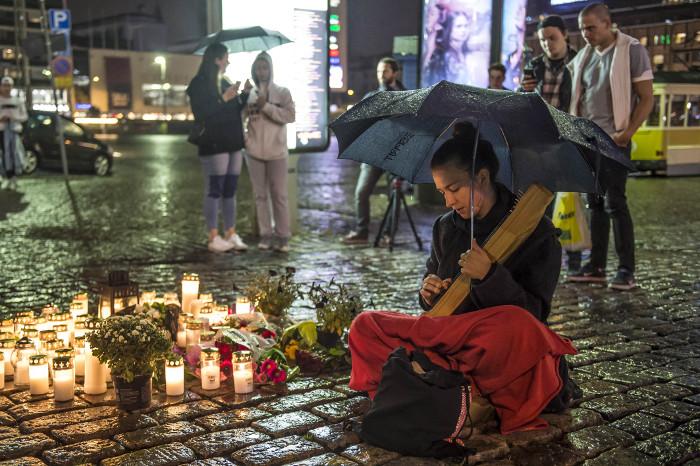 Количество пострадавших в итоге  резни вфинском Турку выросло до  10