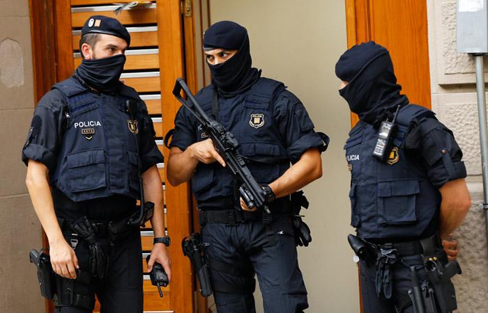Убит предполагаемый исполнитель теракта вБарселоне