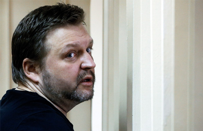 Никита Белых останется под арестом на время рассмотрения его дела в суде