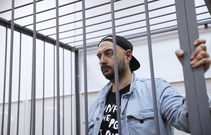 Серебренникова отправили под домашний арест