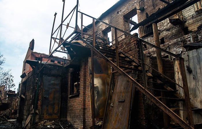 Источник сообщил о подтверждении версии умышленного поджога в Ростове-на-Дону