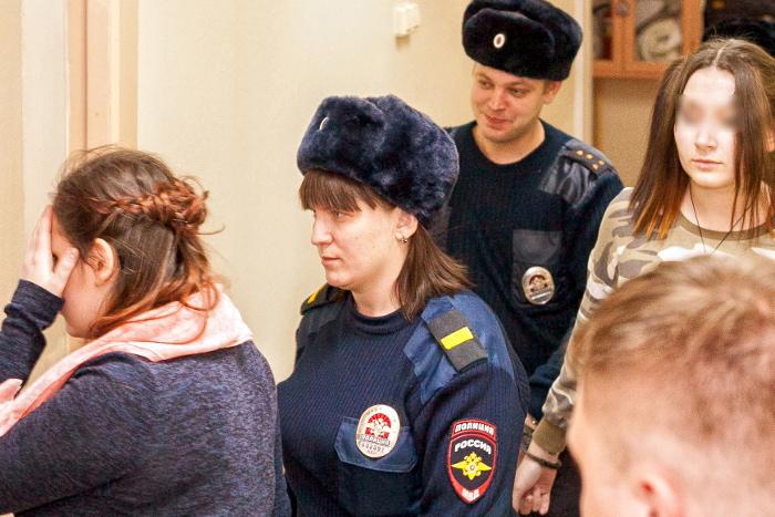 Вердикт живодеркам изХабаровска сегодня открыто огласят взале суда