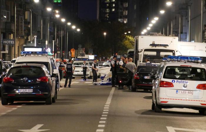 Напавший на солдат подстрелен в центре Брюсселя