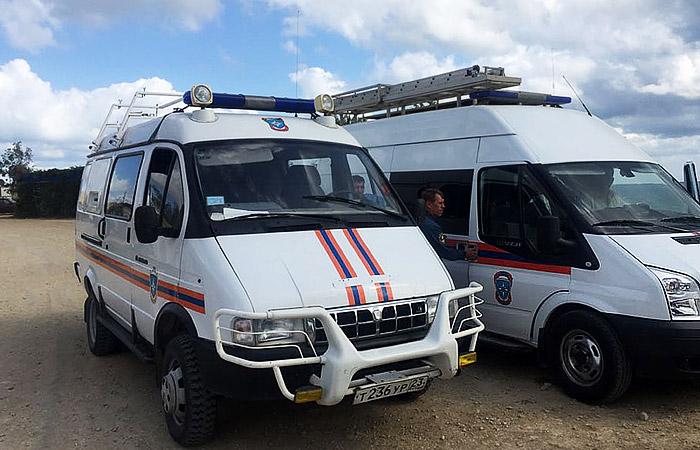 На Кубани арестовали водителя упавшего в море автобуса