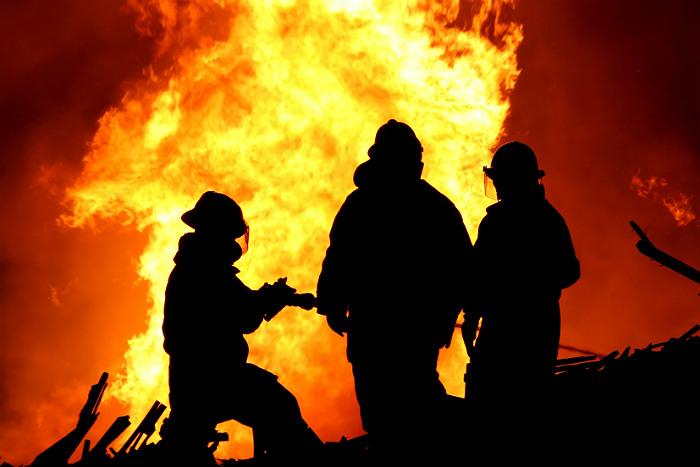 Ликвидирован пожар на Новосибирской ТЭЦ-2