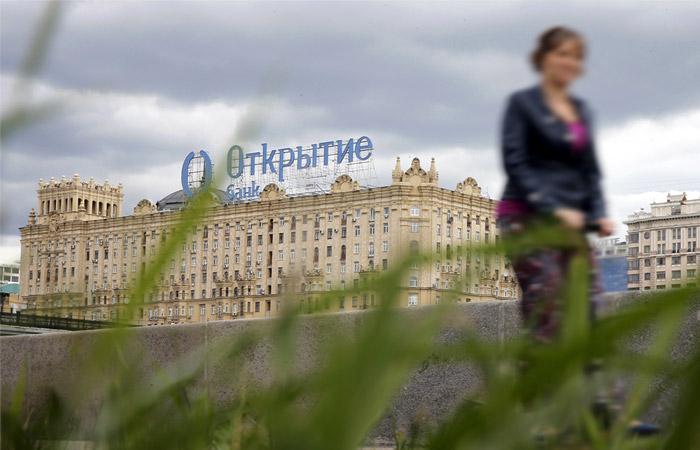"""Банк России ввел временную администрацию в """"Открытие"""""""