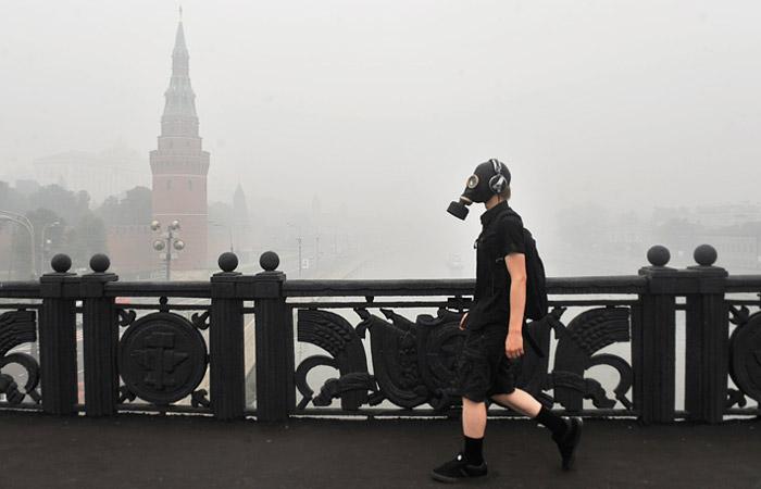 Гринпис проведет мониторинг загрязнённости воздуха в пяти городах России
