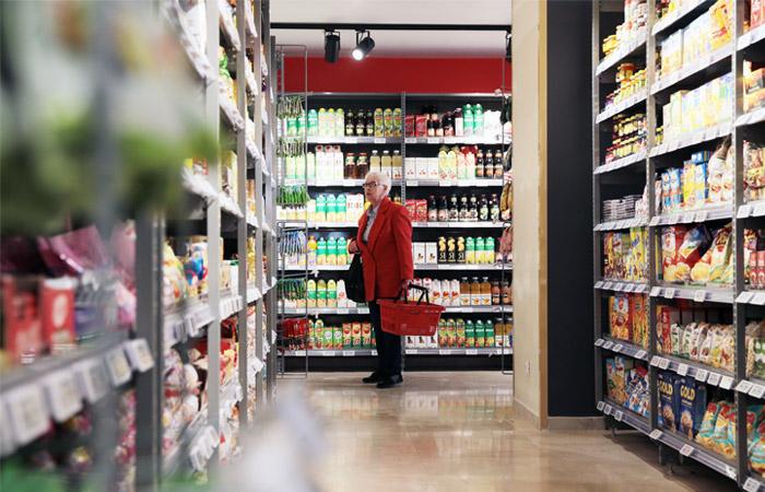 Росстат зафиксировал рекордную недельную дефляцию