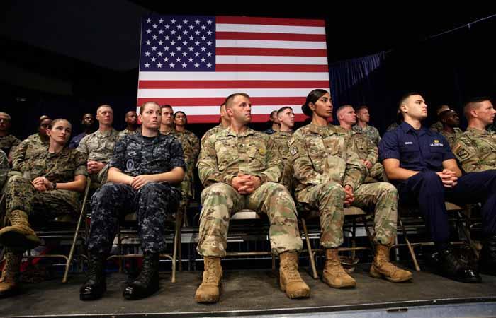 Пентагон сообщил об 11 тысячах американских военных в Афганистане