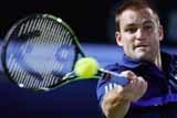 Михаил Южный сыграет с Роджером Федерером во втором круге US Open