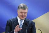 Порошенко счел оправданным въезд россиян на Украину по биометрическим паспортам