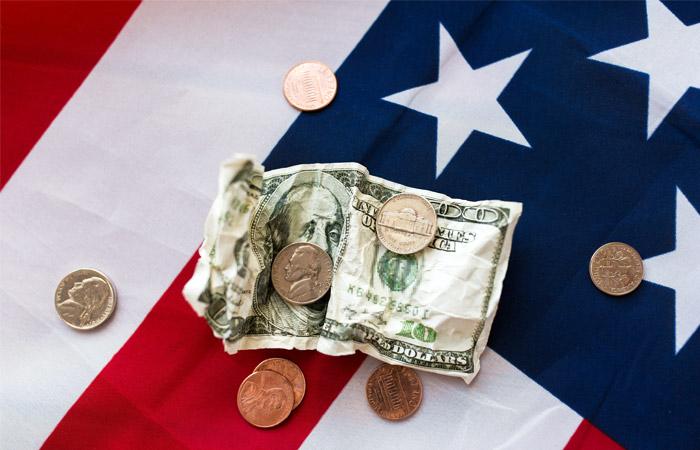 S&P сравнило ситуацию с госдолгом США с мировым финансовым кризисом 2008 года