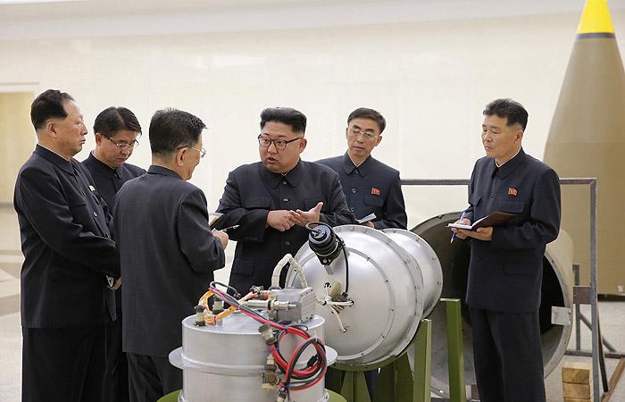 КНДР заявила об успешном испытании водородной бомбы