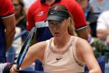 Шарапова проиграла в четвертом круге US Open