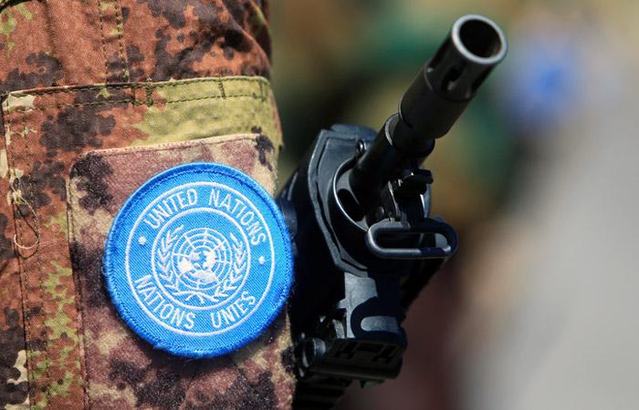 Владимир Путин одобрил идею ввода миротворцев в Донбасс