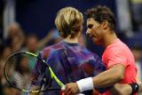 Рублев уступил Надалю в четвертьфинале US Open