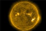 На Солнце зарегистрировали самую большую вспышку за 12 лет