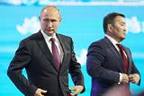 Абэ предложил устроить поединки по дзюдо между Путиным и президентом Монголии