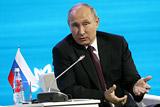 Путин исключил возможность войны из-за Северной Кореи