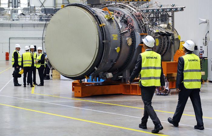 Суд повторно отказал Siemens в наложении ареста на поставленные в Крым турбины