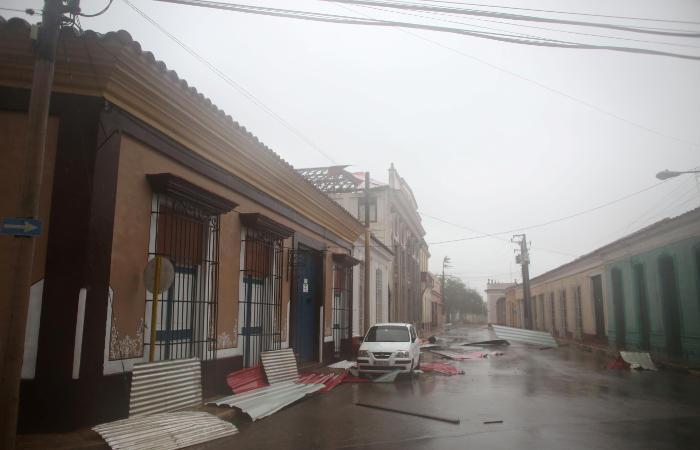 """Около 200 российских туристов эвакуированы на Кубе в связи с ураганом """"Ирма"""""""