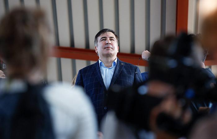 Саакашвили счел легальным свое пребывание на территории Украины