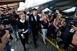 Изначально экс-глава Одесской области пытался въехать из Польши на Украину на поезде. В поездке его сопровождала Юлия Тимошенко.
