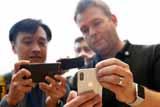 Во время презентации на iPhone X не сработала функция распознавания лица
