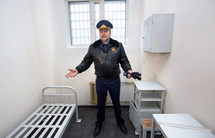 Замглавы ФСИН предъявлено обвинение в растрате более 160 млн рублей