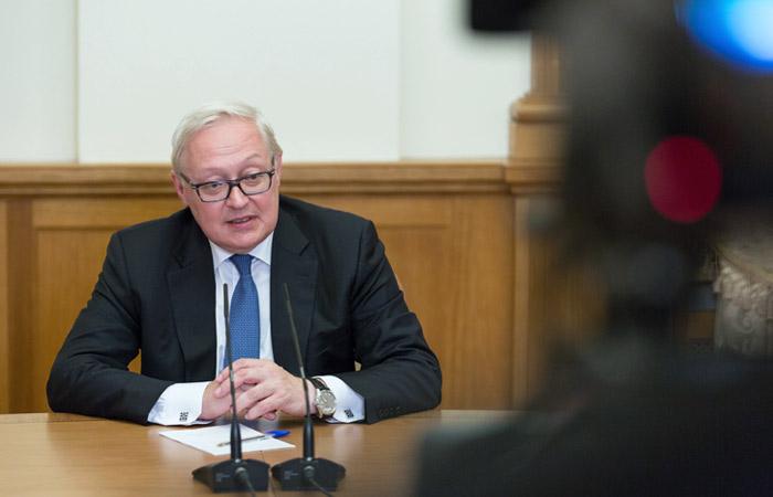 Сергей Рябков: мы должны прервать порочную цепь в отношениях Москвы и Вашингтона