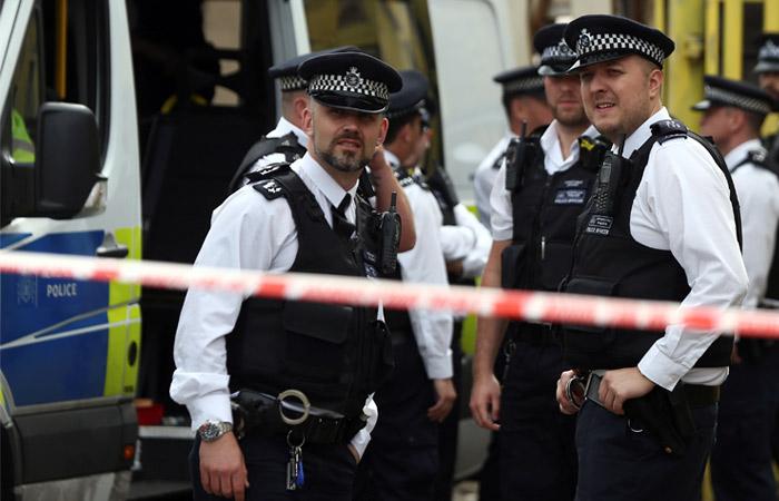 В вагоне лондонского метро произошел взрыв