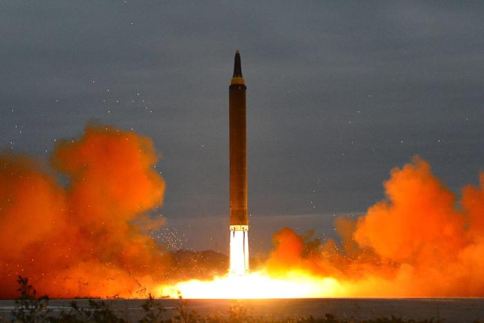 СМИ сообщили о ракетном запуске со стороны КНДР