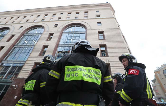 В субботу в Москве эвакуировали около 8 тысяч человек из-за 40 ложных звонков о минировании