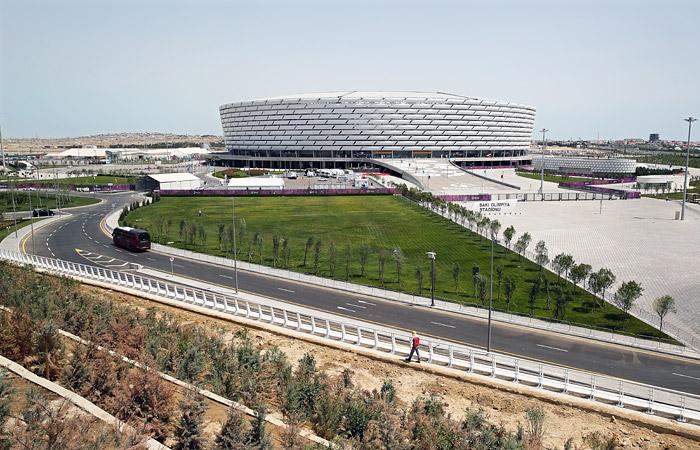 Финал футбольной Лиги чемпионов сезона-2018/19 пройдет наОлимпийском стадионе вАзербайджанской столице