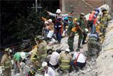 Землетрясение в Мексике унесло жизни 226 человек