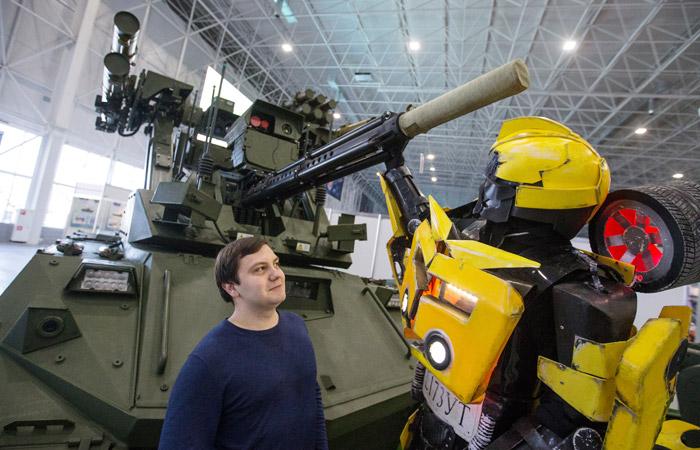 В России появится высокотехнологичный военный технополис