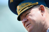 Командующий ВДВ Андрей Сердюков пострадал в ДТП под Мурманском