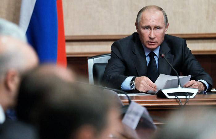 Путин потребовал довести точность ГЛОНАСС до GPS