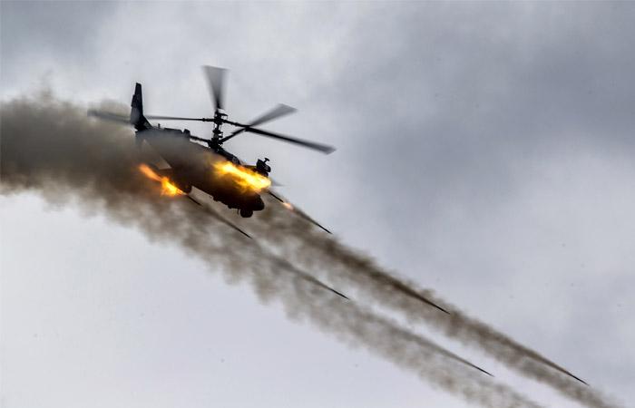 "СМИ узнали детали инцидента с ракетой ""воздух-земля"" на учениях"