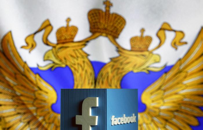 Кремль открестился от размещения политической рекламы в фейсбуке