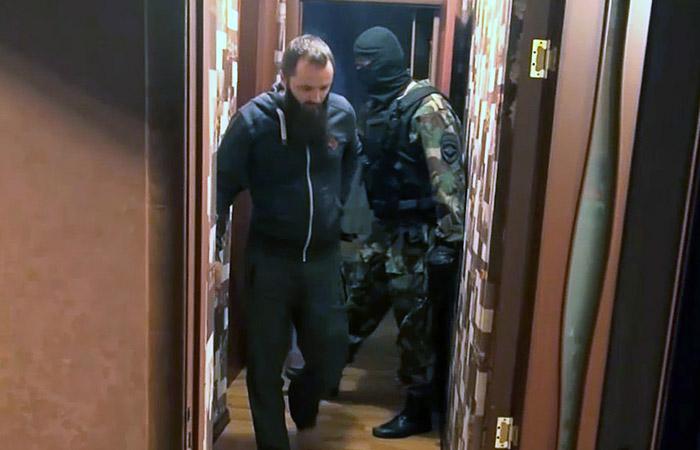 """Полиция опровергла освобождение лидера """"Христианского государства"""""""