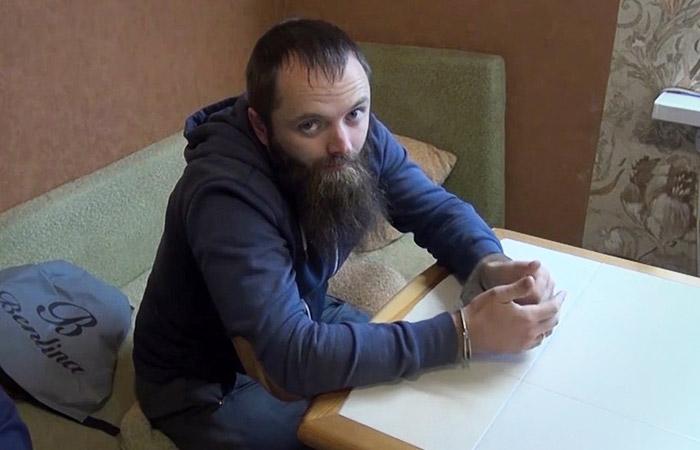 """Лидер """"Христианского государства"""" отпущен после допроса"""