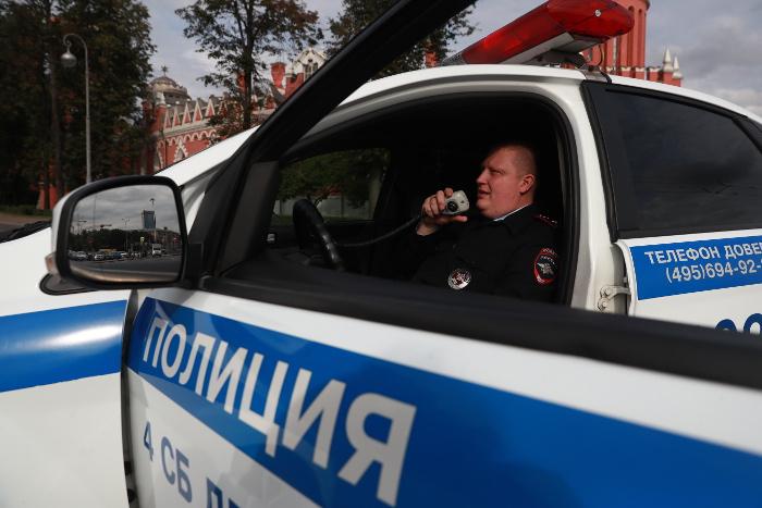 Полиция пресекла драку с участием 150 мигрантов в Москве