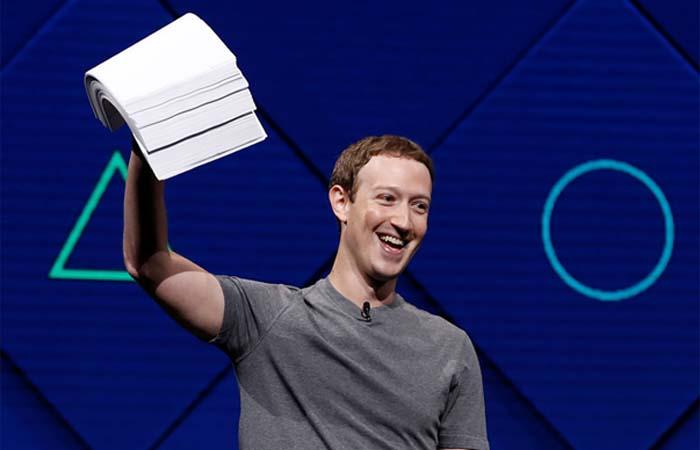Планируется реализовать 75 млн акции фейсбук — Диверсификация Цукерберга