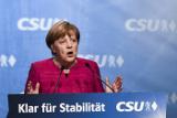 Опросы предсказали уверенную победу партии Меркель на выборах в ФРГ