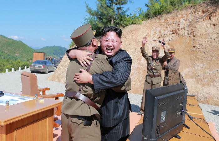 Две трети американцев высказались против упреждающего удара по КНДР