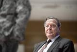 """Правительство утвердило кандидатуру Шредера на пост главы совета директоров """"Роснефти"""""""